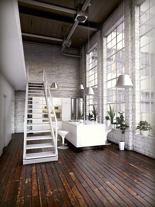 Wonderful Loft Space Tumblr Collection #6