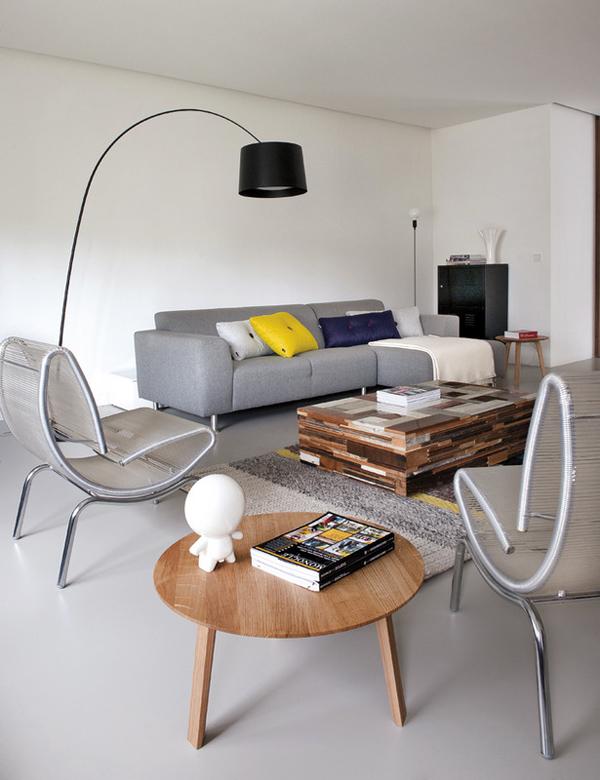 modern appartment 2 Modern Loft in Amsterdam