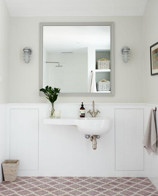 15Bathroom A look at Justine Hugh Jones Design