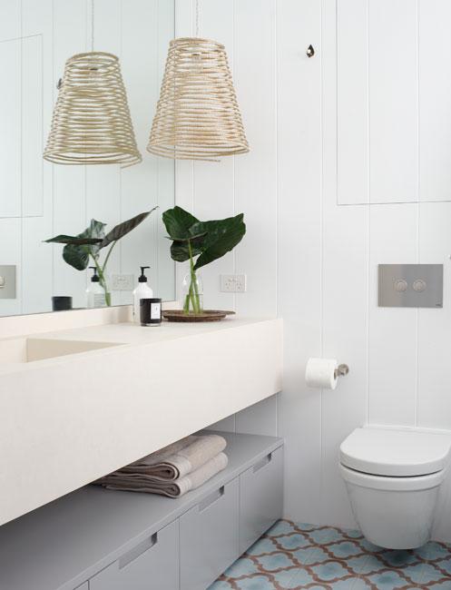 16Bathroom A look at Justine Hugh Jones Design
