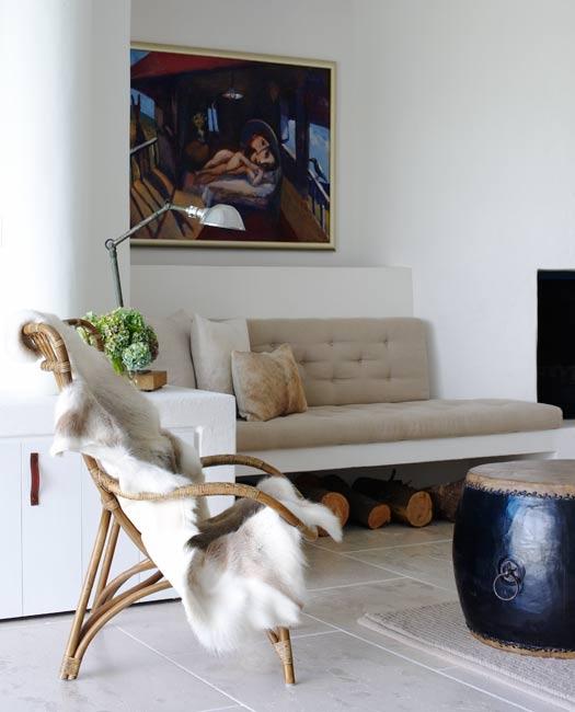 2Living A look at Justine Hugh Jones Design