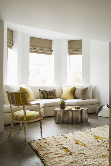 VER richard hallberg boston best coffee table Calm and Serene Apartment in Boston