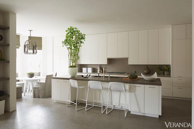 VER richard hallberg boston kitchen Calm and Serene Apartment in Boston