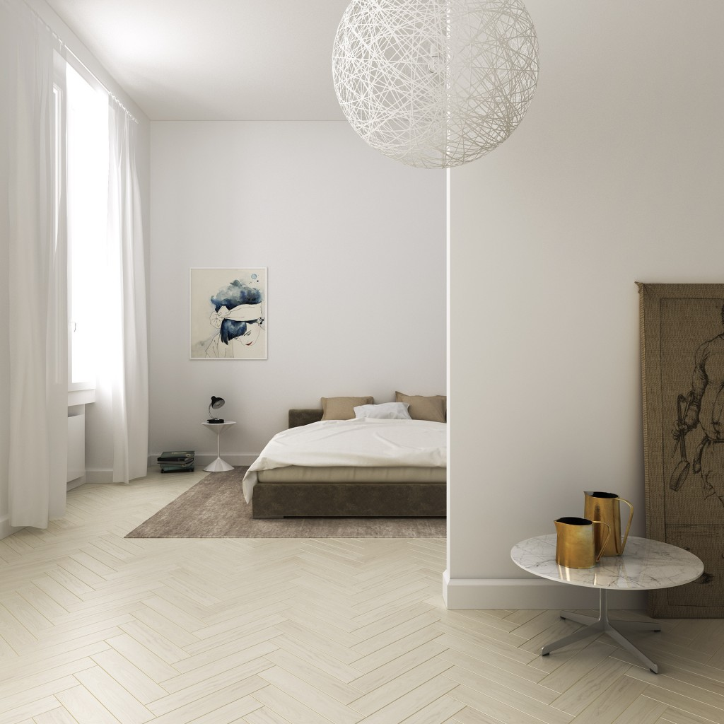 florence bedroom 1024x1024 Space Expansion Of Filippo Carandini
