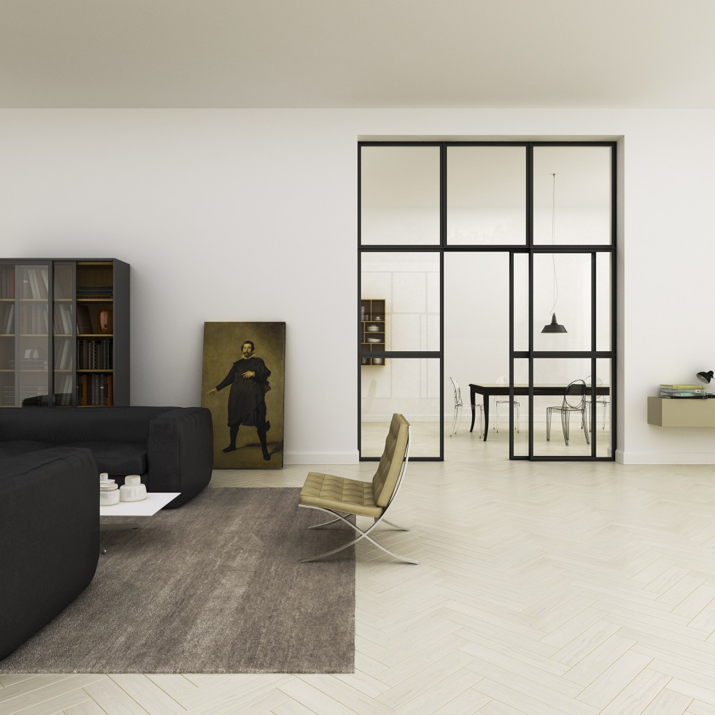 florence living 1024x1024 Space Expansion Of Filippo Carandini