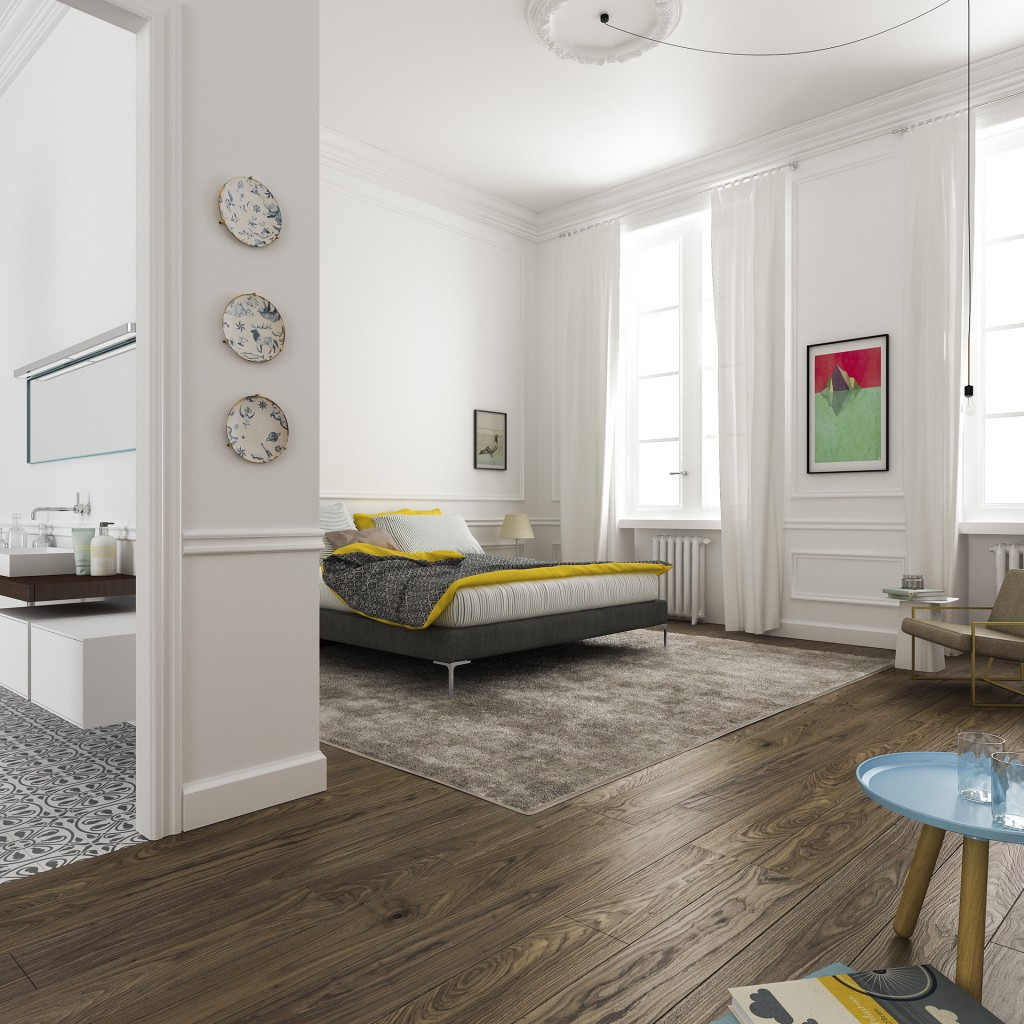 hamburg bedroom 1 1024x1024 Space Expansion Of Filippo Carandini