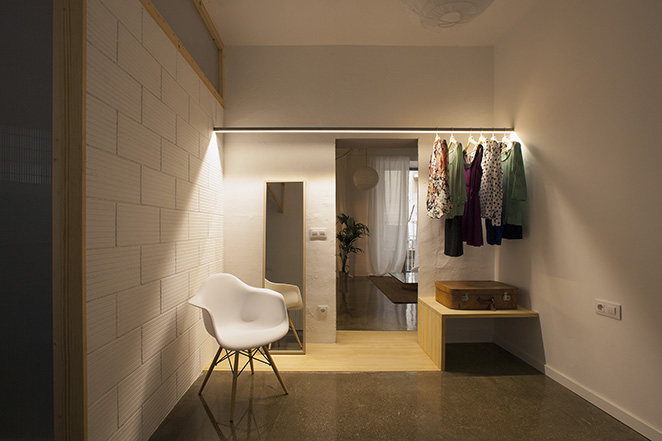 twin151 Apartments In Barcelona by Spanish Studio Nook Architects