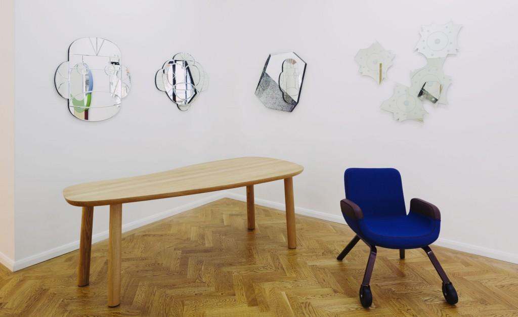 17 LDF Galerie Kreo 1024x627 London Design Festival 2014: Interior Echoes