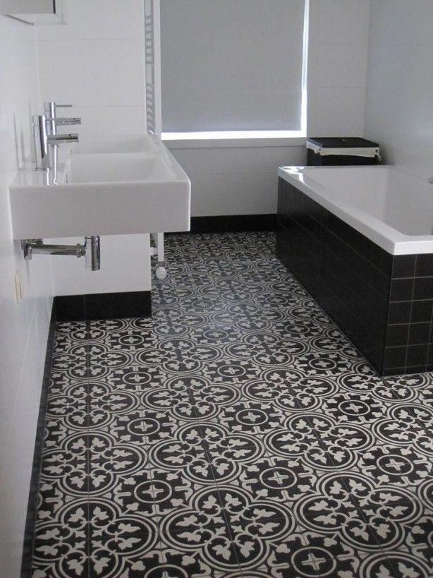 499cf3a40f6ab45bf99f2ec579209d85 Patterned Tile Trend