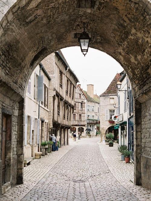 Burgundy France Tumblr Collection #7