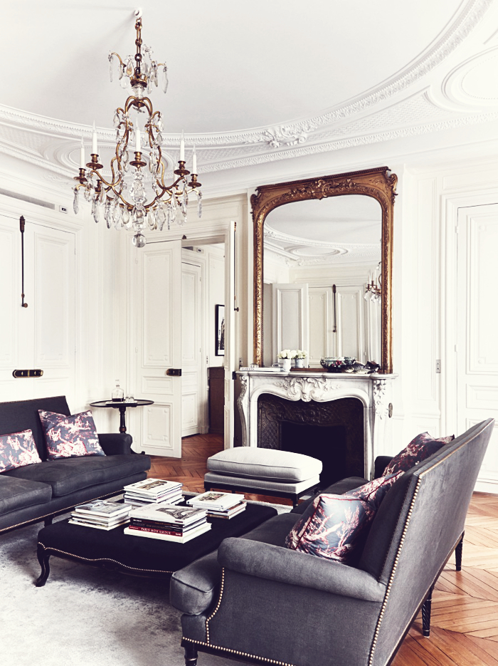 Luxurious Living Room Tumblr Collection #7