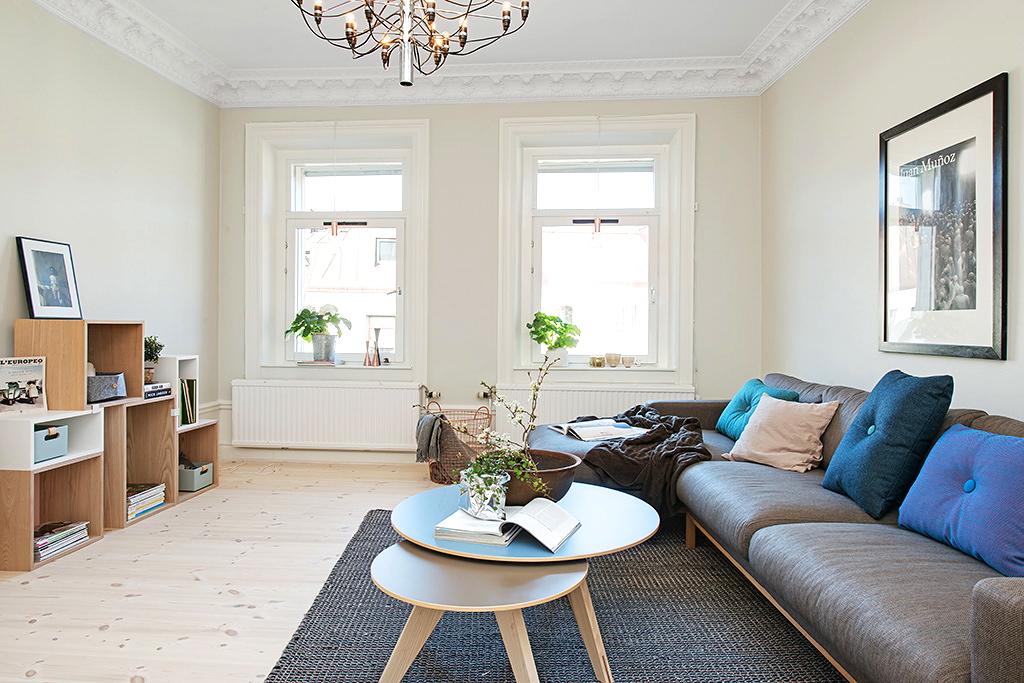 SFDAE06990D9E15447D9A4E8F4B71E40707 Cozy Swedish Apartment