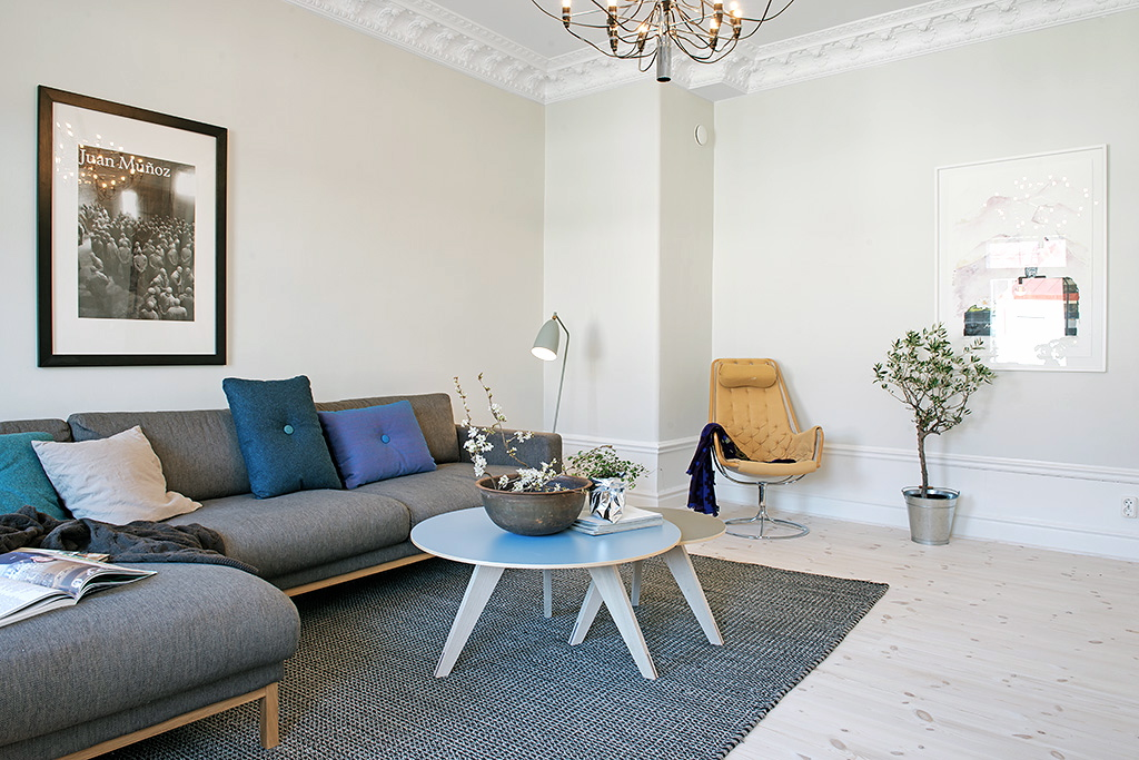SFDF55AF20379134DB0BD2312A86096ACC1 Cozy Swedish Apartment