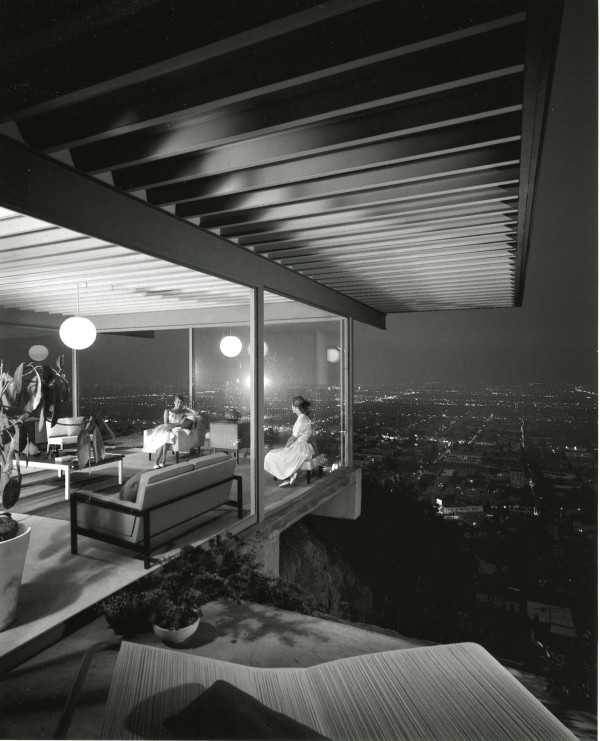 Iconic Mid-Century House in Los Angeles