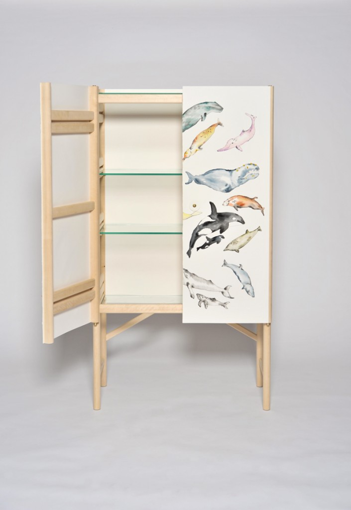 the whale cabinet by david ericsson 4 705x1024 The Whale Cabinet By David Ericsson