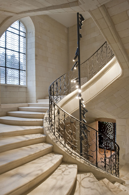 1 agence jouin manku abbaye de fontevraud photo nicolas matheus yatzer Fontevraud Abbey Hotel