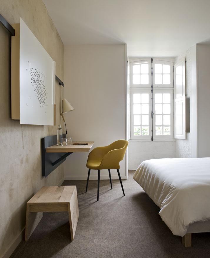 17 agence jouin manku abbaye de fontevraud photo nicolas matheus yatzer Fontevraud Abbey Hotel