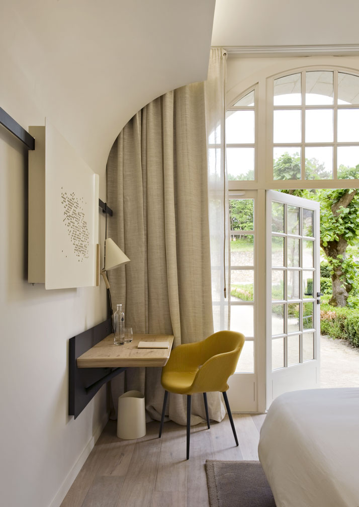 18 agence jouin manku abbaye de fontevraud photo nicolas matheus yatzer Fontevraud Abbey Hotel