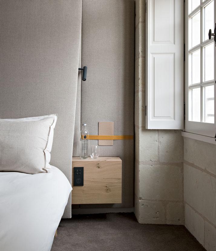 19 agence jouin manku abbaye de fontevraud photo nicolas matheus yatzer Fontevraud Abbey Hotel