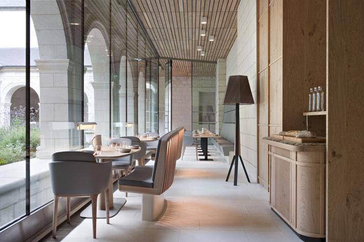 c agence jouin manku abbaye de fontevraud photo nicolas matheus yatzer Fontevraud Abbey Hotel
