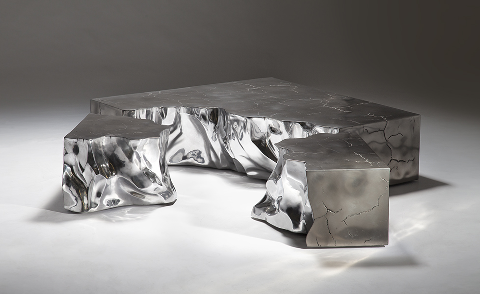 alu frag crack Glamorous Metallics