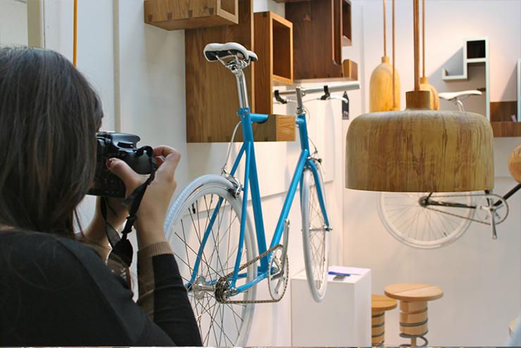 awesome shelf bicycle rack Bike Storage Ideas: 30 Creative Ways of Storing Bike Inside your Home
