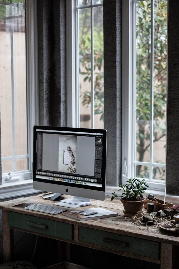 beth kirbys wonderful kitchen workspace Tumblr Collection #14