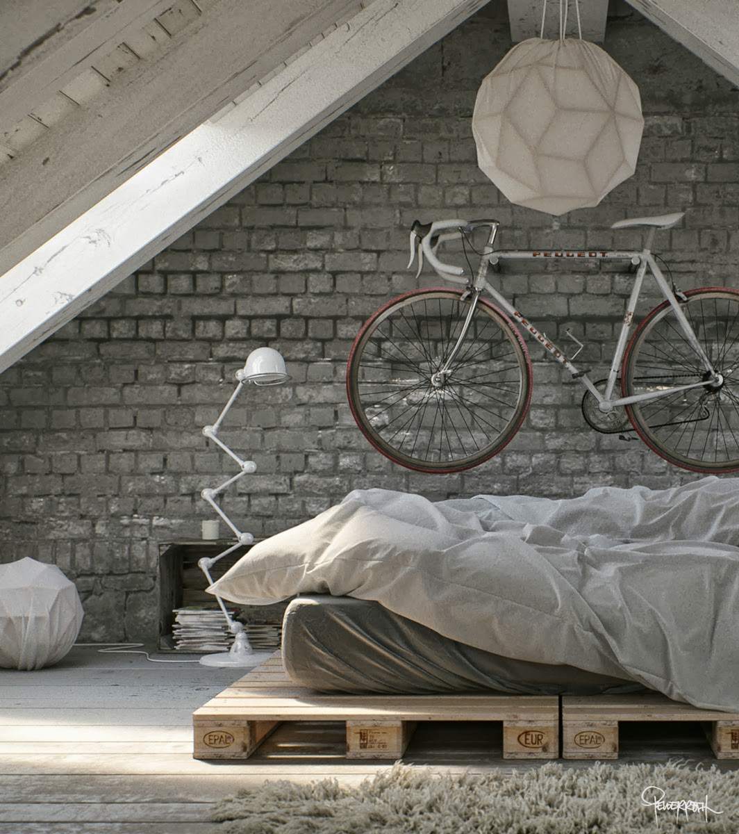 bike decor Bike Storage Ideas: 30 Creative Ways of Storing Bike Inside your Home