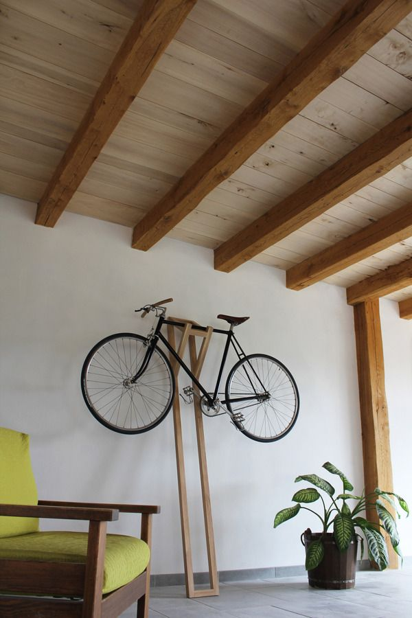 bike hanger Bike Storage Ideas: 30 Creative Ways of Storing Bike Inside your Home