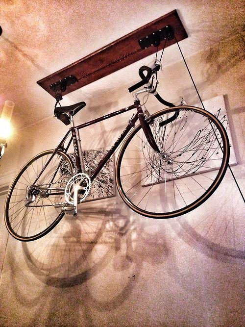 bike storage idea Bike Storage Ideas: 30 Creative Ways of Storing Bike Inside your Home