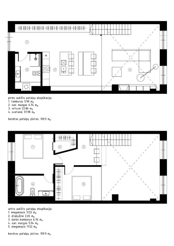 c740420038fdb69da2bb146b10450c43 Modern Loft With Wooden Details
