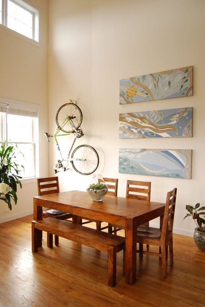 corner bike storage Bike Storage Ideas: 30 Creative Ways of Storing Bike Inside your Home