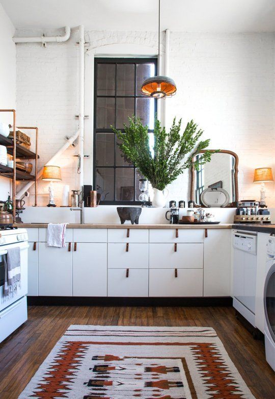 kitchen design Industrial Windows: When and How You Should Use Them?
