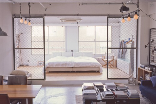 loft interior Tumblr Collection #11