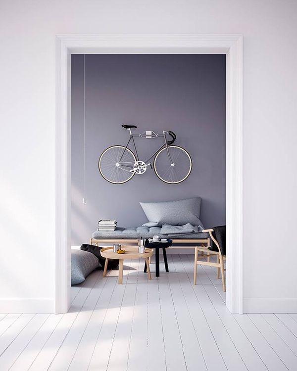 pincher bike hanger Bike Storage Ideas: 30 Creative Ways of Storing Bike Inside your Home