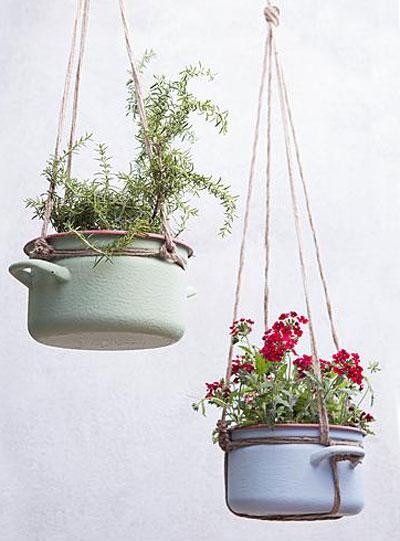 pots 25 Indoor Garden Ideas
