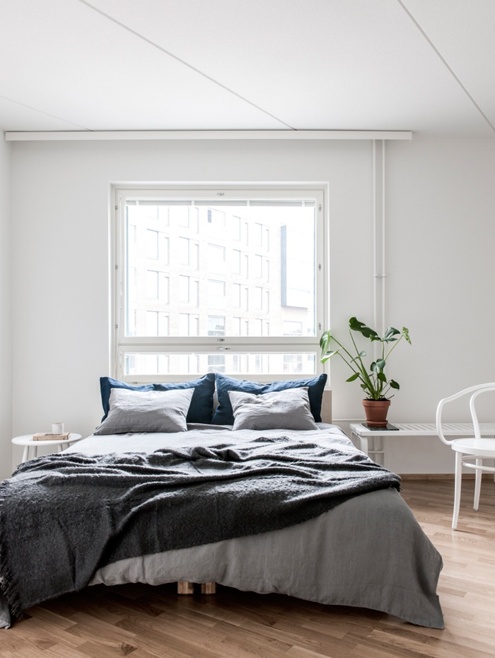 simple bedroom Tumblr Collection #12