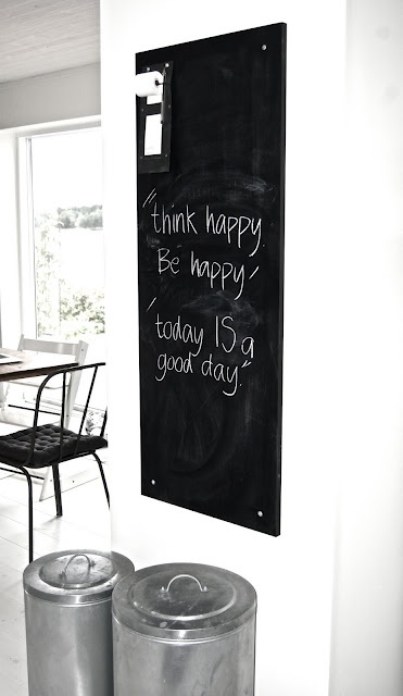 small chalkboard 32 Chalkboard Decor Ideas