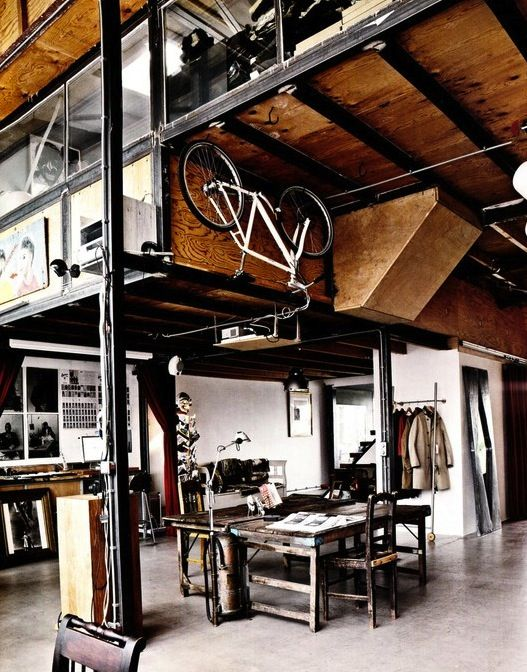 tucked away Bike Storage Ideas: 30 Creative Ways of Storing Bike Inside your Home