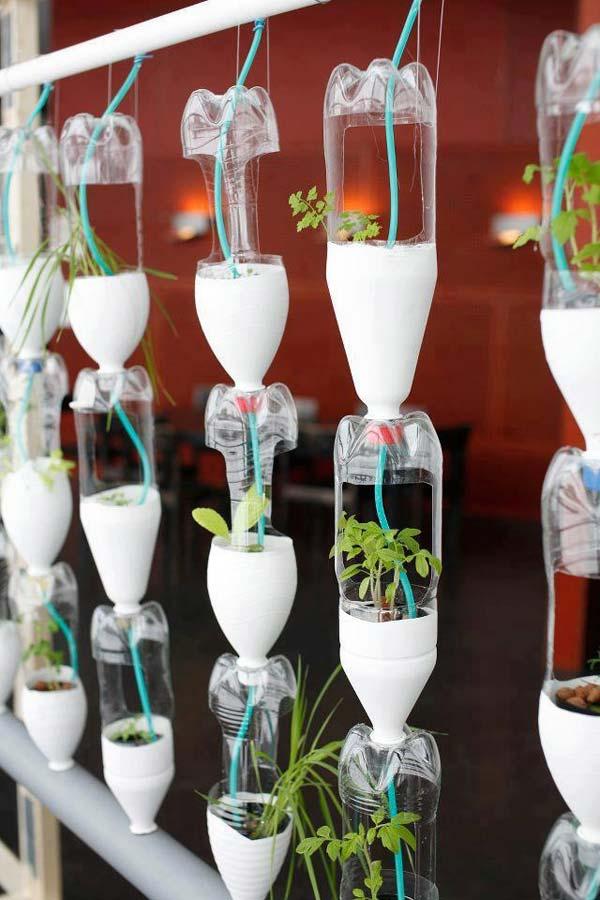 vertical eco gardening system 25 Indoor Garden Ideas