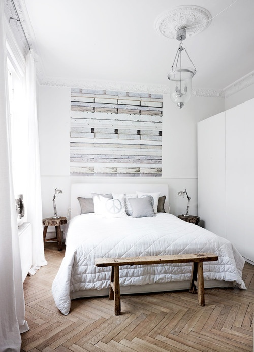 white bedroom How to Turn Your Bedroom into A Safe Haven