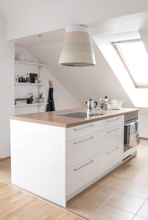 white modern kitchen island Tumblr Collection #12