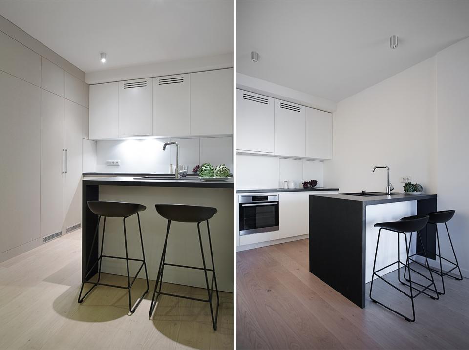karaliauciaus 21 Apartment in Vilnius by Normundas