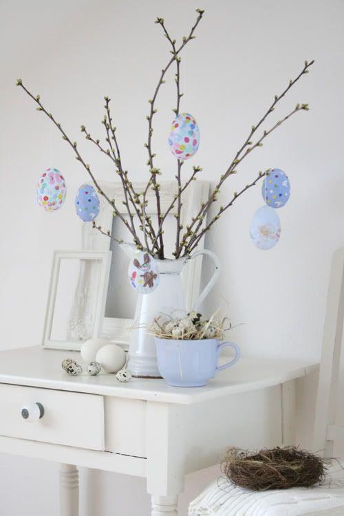 054cdc3960477a587bd6c9d848ed4ad4 25 Beautiful Easter Decor Ideas
