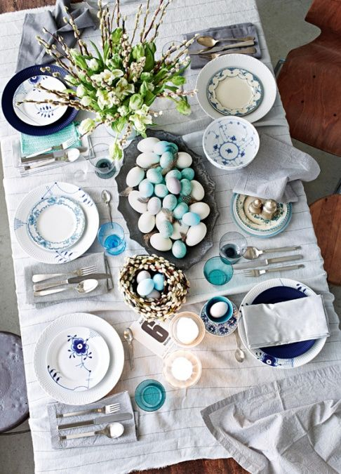 0f3d998ba282d16bde207364c905f875 25 Beautiful Easter Decor Ideas