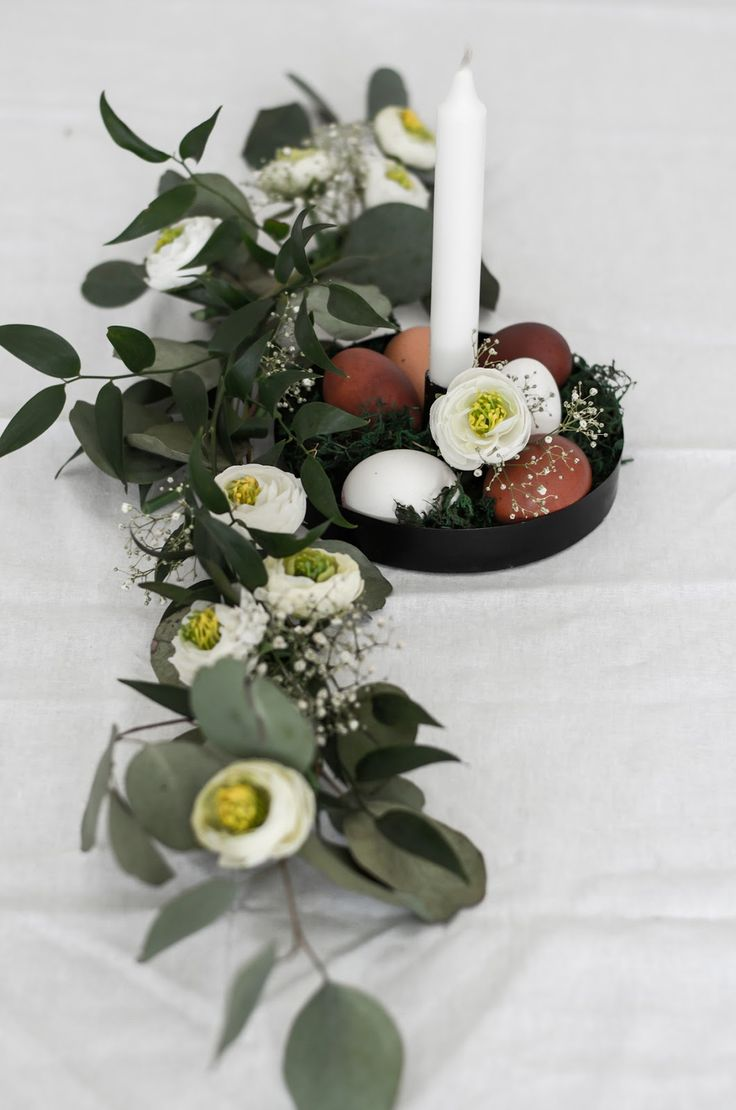 1bd67263b6f5778c20db16b7229448ff 25 Beautiful Easter Decor Ideas