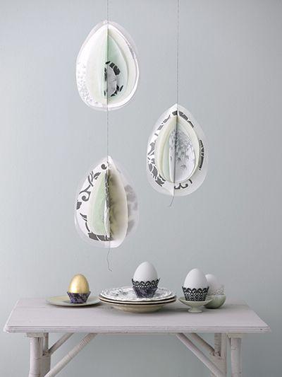 601585b5a7d2efc667044de734edbae2 25 Beautiful Easter Decor Ideas