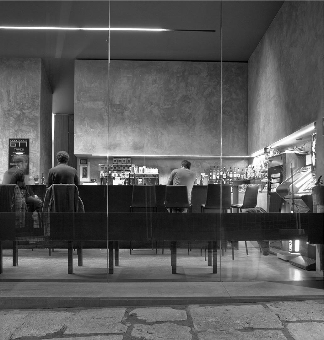 6t7 espai cafe by msb estudi taller 6 6T7 Espei Cafe by MSB Estudi Taller