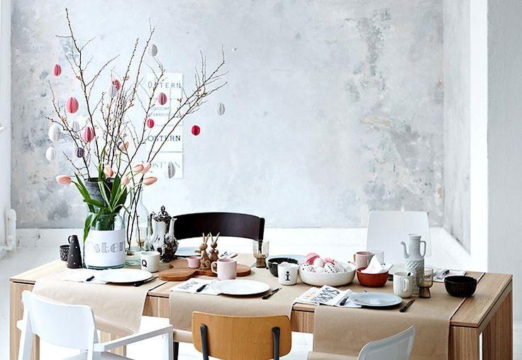 a3177c3330ed24ffe6f3b14a07c0e821 25 Beautiful Easter Decor Ideas