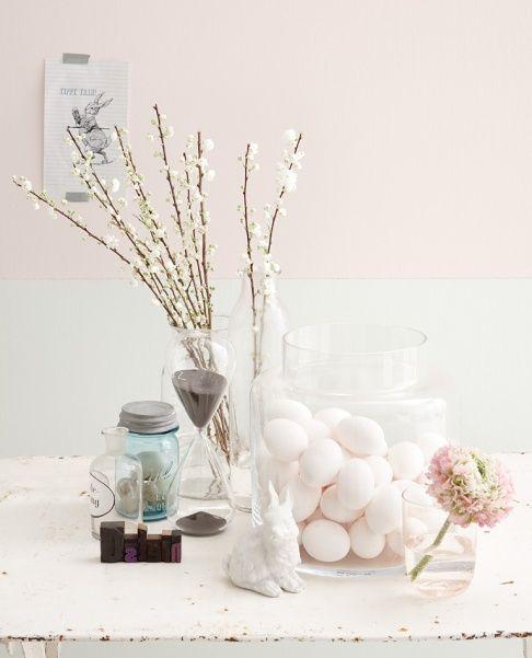 f34a18cf207a23017abd308f4c504c4e 25 Beautiful Easter Decor Ideas